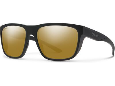 Smith Barra Chromapop Polarized Bronze Mirror matte black