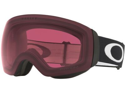 Oakley Flight Deck XM Prizm, matte black/Lens: dark grey - Skibrille