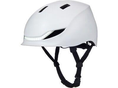 Lumos Matrix Helmet with MIPS jet white