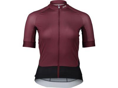 POC Essential Road Women's Jersey poc o propylene red