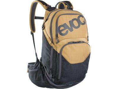 Evoc Explorer Pro 30l gold/carbon grey