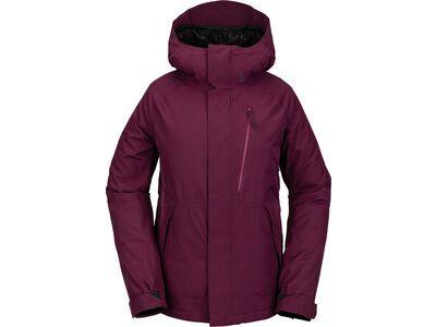 Volcom Aris Ins Gore Jacket vibrant purple