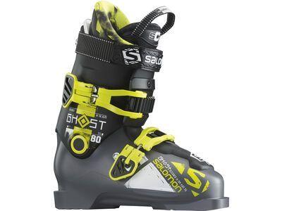 Salomon Ghost FS 80 2017, anthracite/black - Skiboots