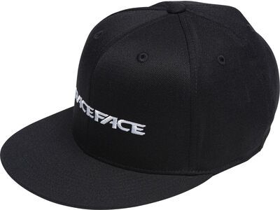 Race Face Classic Fitted Hat, black - Cap
