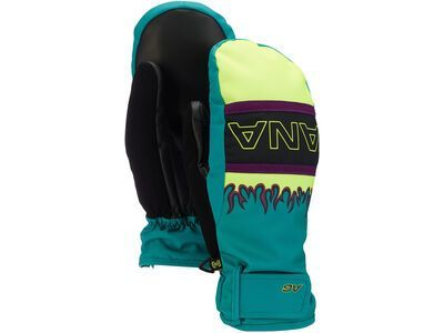 Analog Gentry Mitt, green-blue slate - Snowboardhandschuhe