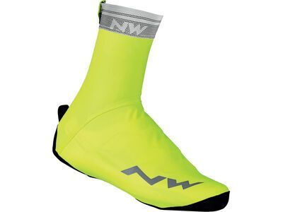Northwave Chrono Shoecover yellow fluo