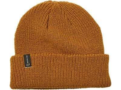 Fox Machinist Beanie, bronze - Mütze
