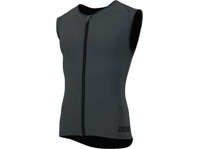 IXS Flow Vest Upper Body Protective Kids grey