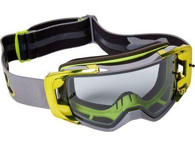 Fox Vue Stray Goggle - Dark Grey fluorescent yellow