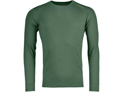 Ortovox 145 Merino Ultra Long Sleeve M, green forest - Unterhemd