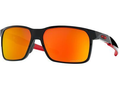 Oakley Portal X Prizm Polarized Prizm Ruby Polarized polished black