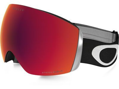 Oakley Flight Deck Prizm, matte black/Lens: torch iridium - Skibrille