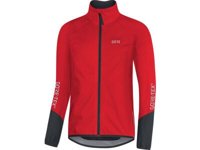 Gore Wear C5 Gore-Tex Active Jacke, red/black - Radjacke