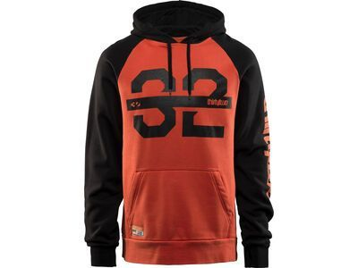 Thirtytwo Marquee Pullover Scott Stevens, orange - Hoody