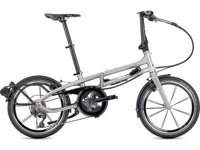 Tern BYB S11 2021, matte silver - Faltrad
