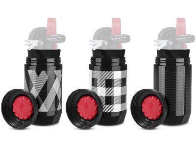 Specialized Keg Storage Vessel with Tool Wrap, Black Assorted - Werkzeugflasche