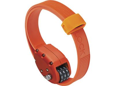 Otto DesignWorks Ottolock Cinch Lock - 46 cm, orange - Fahrradschloss