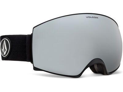 Volcom Magna, black/Lens: bronze chrome - Skibrille