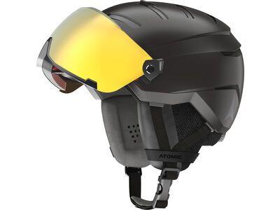 Atomic Savor GT Visor Stereo, black - Skihelm