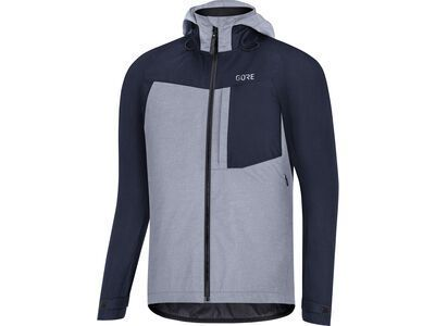 Gore Wear C5 Gore-Tex Trail Kapuzenjacke, orbit blue - Radjacke