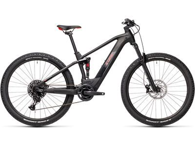 Cube Stereo Hybrid 120 Pro 500 29 2021, black´n´red - E-Bike