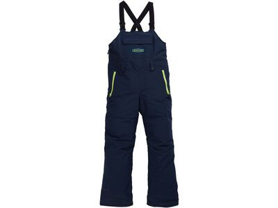 Burton Kids' Skylar Bib Pant, dress blue - Snowboardhose