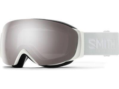 Smith I/O Mag S inkl. WS, white vapor/Lens: cp sun platinum mirror - Skibrille