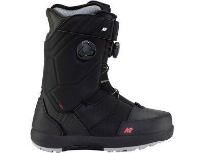 K2 Maysis Clicker X HB 2021, black - Snowboardschuhe