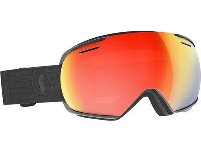 Scott Linx Goggle, black/Lens: enh red chrome - Skibrille