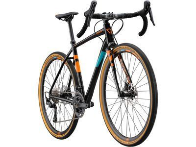 Conway GRV 800 Alu black/orange 2021