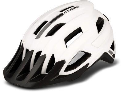 Cube Helm Rook, white - Fahrradhelm