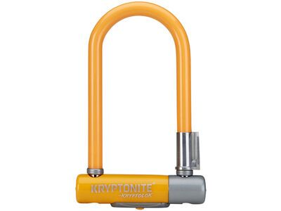 Kryptonite KryptoLok Mini-7, light orange - Fahrradschloss