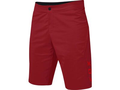 Fox Ranger Short with Liner, chili - Radhose