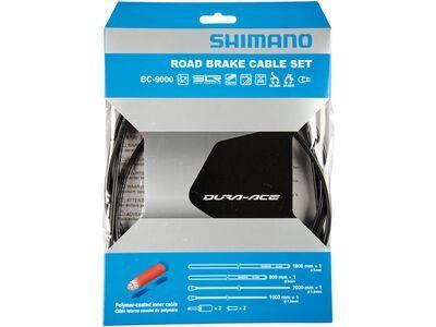 Shimano Bremszug-Set Dura-Ace Polymer beschichtet, schwarz