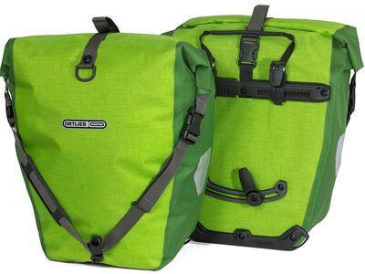 Ortlieb Back-Roller Plus (Paar), limone-moosgrün - Fahrradtasche