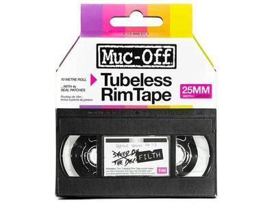 Muc-Off Tubeless Rim Tape - 25 mm