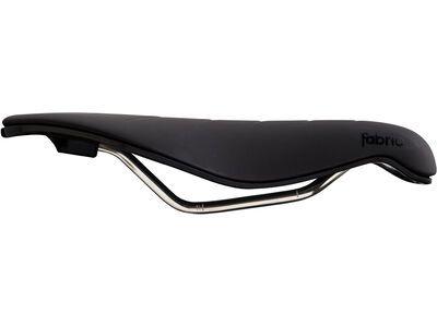 Fabric Tri Race Flat Saddle - 134 mm black