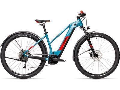 Cube Reaction Hybrid Performance Allroad 400 27.5 Trapeze blue´n´red 2021