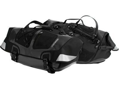 Ortlieb Recumbent-Bag / Liegeradtasche (Paar), schwarz - Fahrradtasche