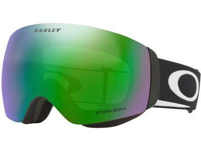Oakley Flight Deck XM Prizm, matte black/Lens: jade iridium - Skibrille