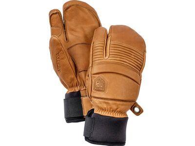 Hestra Leather Fall Line 3 Finger, cork - Skihandschuhe