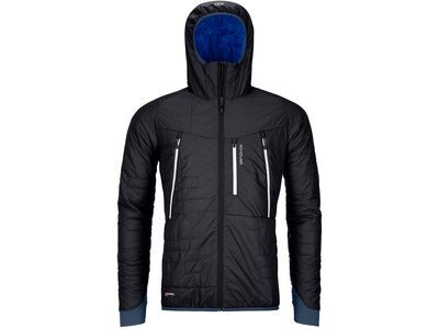 Ortovox Swisswool Light Tec Piz Boè Jacket M, black raven - Thermojacke