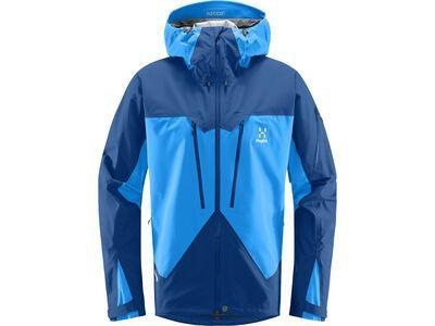 Haglöfs Spitz Jacket Men nordic blue/baltic blue