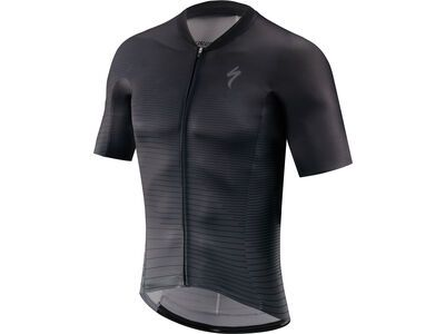 Specialized SL R Shortsleeve Jersey, black/charcoal - Radtrikot