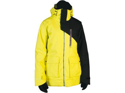 Nitro Ashes To Ashes Jacket, citrus/black - Snowboardjacke