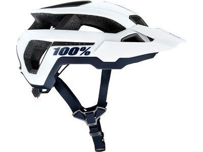 100% Altec, white - Fahrradhelm