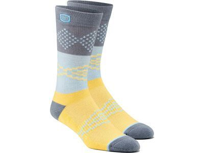 100% Antagonist Socks, yellow - Radsocken