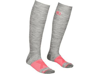 Ortovox Merino Tour Compression Socks W grey blend