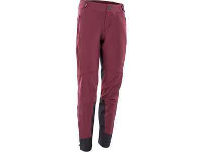 ION Softshell Pants Shelter Wms red haze