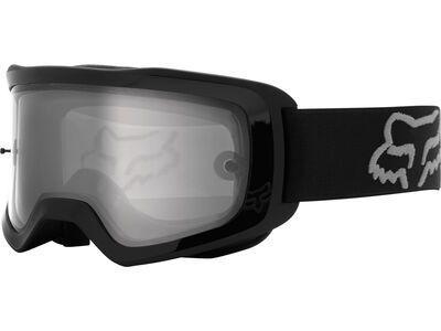 Fox Main X Stray Goggle - Clear black